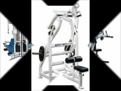 Body Masters Fitness Equipment For Sale
