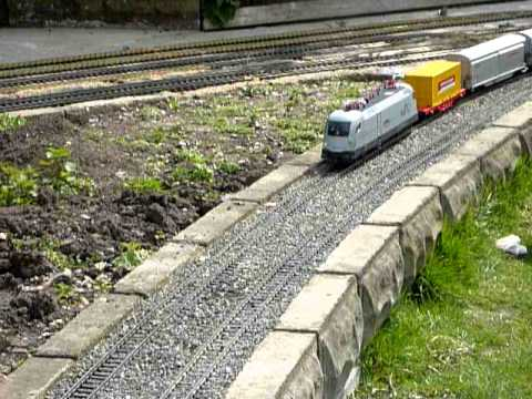 G Scale garden railway (piko taurus)