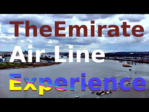 The Emirates Air Line Experience, London