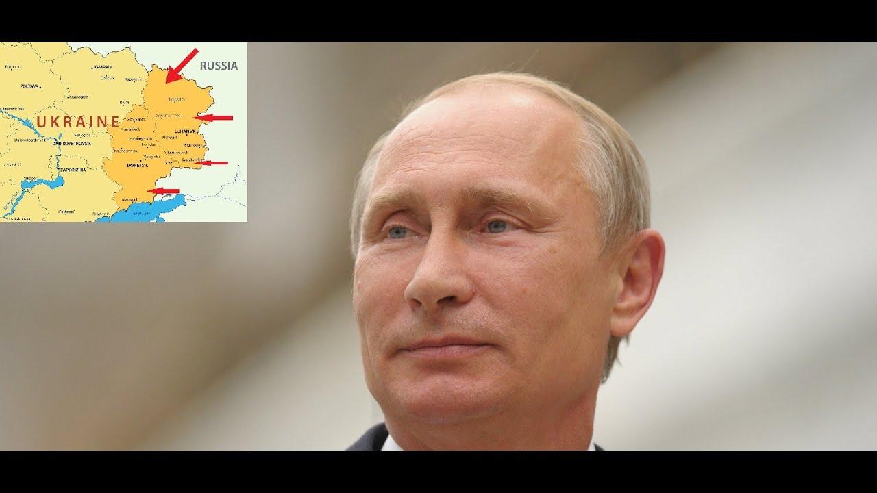 Путин готовит вторжение на 20 апреля