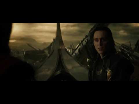 "Thor 2 ""Como quisiera confiar en ti""(El mundo oscuro) [1080p] HD"