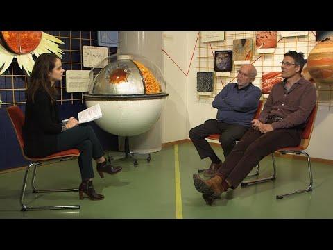 Nobel laureates Michel Mayor and Didier Queloz, exoplanet pioneers