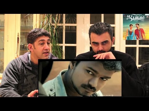Jilla Trailer Reaction-Review! | (Vijay)