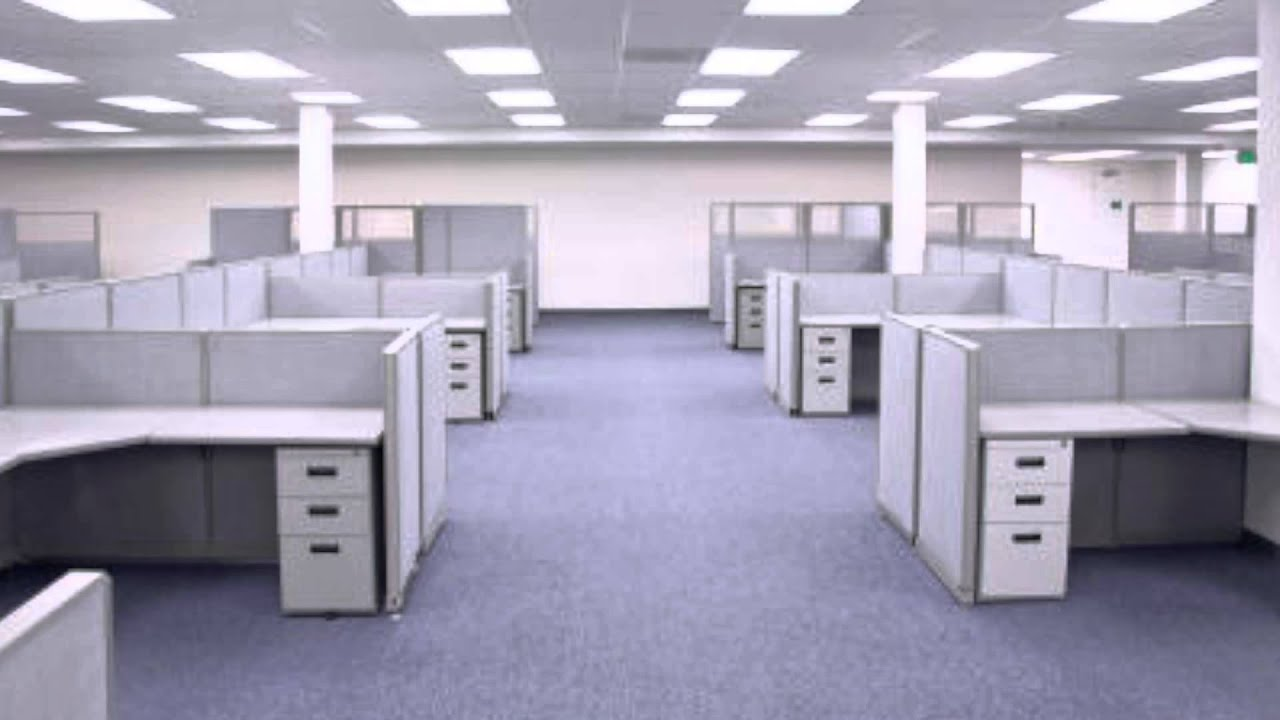 Room Tone Large Empty Office Sound FX YouTube