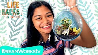 Mini Indoor Garden | LIFE HACKS FOR KIDS