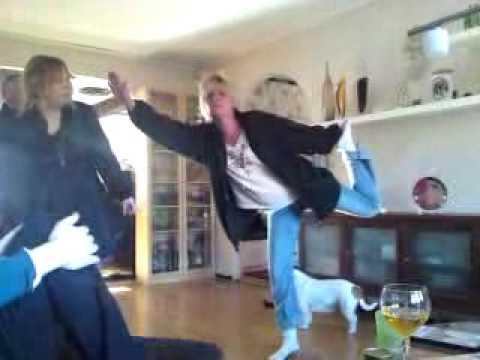 Kim cheer dans