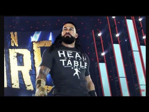 WWE 2K22  Official Trailer - Todas las superestrellas confirmadas hasta ahora