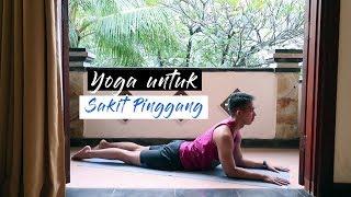 Download Video Yoga with Akbar :  Yoga untuk Sakit Pinggang MP3 3GP MP4