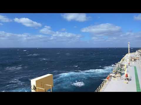 Atlantic rough weather