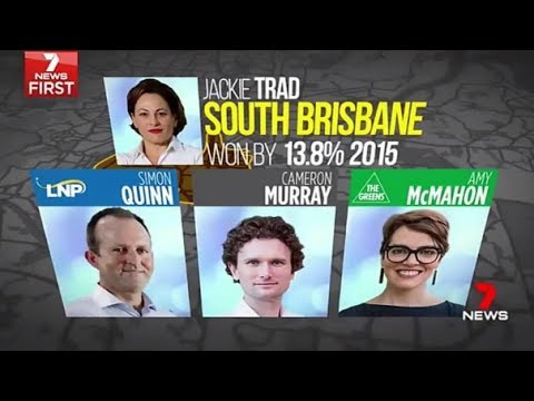 Jackie Trad, Amy MacMahon & the battle of South Brisbane