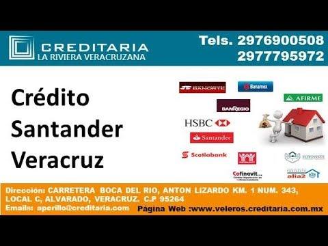 credito santander Veracruz santander credito veracruz de YouTube · Duración:  38 segundos