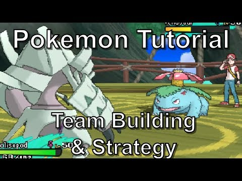 Competitive Pokemon Tutorial: Teambuilding & Online Strategy