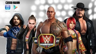 WWE चैंपियंस 2021 गेमप्ले वॉकथ्रू पार्ट 1 Android screenshot 1