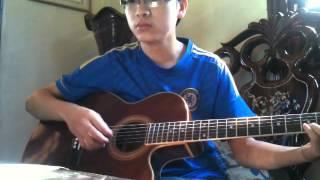Chờ Ngày Mưa Tan - Guitar Cover