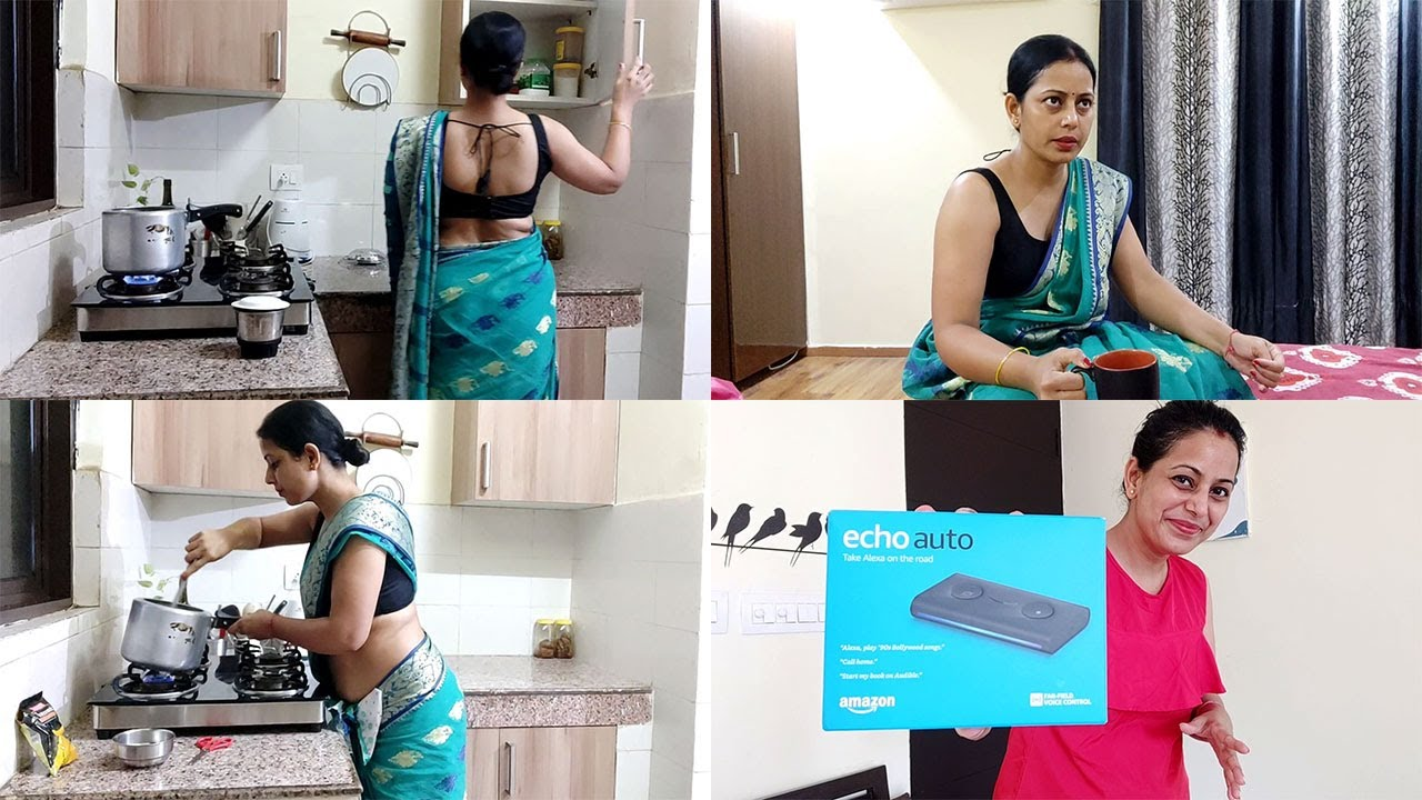 Bak Bak Series S01E25 - पति पत्नी की नोक-झोंक | Hair Oiling | Indian Housewife Daily Routine
