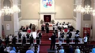 Mt Hebron 11:15 Traditional Worship