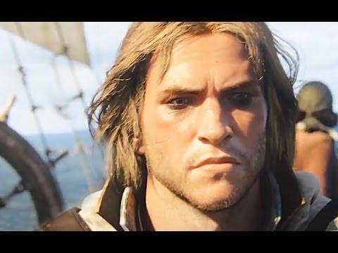 Assassins Creed IV: Black Flag — Русский трейлер (HD)