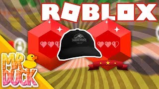 HOW TO GET JURASSIC WORLD CAP - ROBLOX CREATOR CHALLENGE LESSON 2