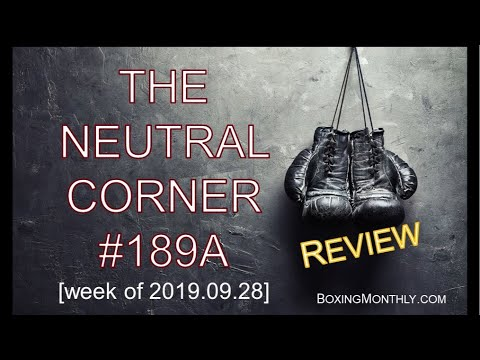 TNC 189A: Gary Russell Jr Breaks Boxing Twitter, Angulo Upsets Quillin, Dutchover Upset In Texas