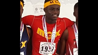 Tyrese Cooper - National Championship 200m - 20.69sec!!!  Fastest 16 year old in the World!!!