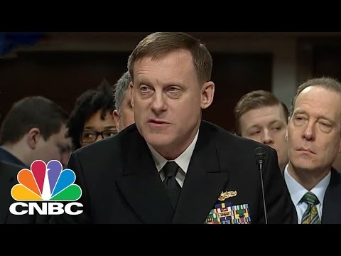 Admiral Michael Rogers: Combatting Cyber Threats Takes More Than Technology | CNBC