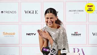 Malaika Arora Worst Dress Trolled By Actress at Vogue Beauty Awards 2019 | Alia Bhatt, Shilpa