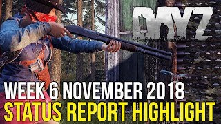 Mod Tools & Stable Beta Released! #DayZ Status Report Highlight 6 November 2018