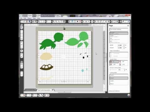 Using SVG Files In Silhouette Studio