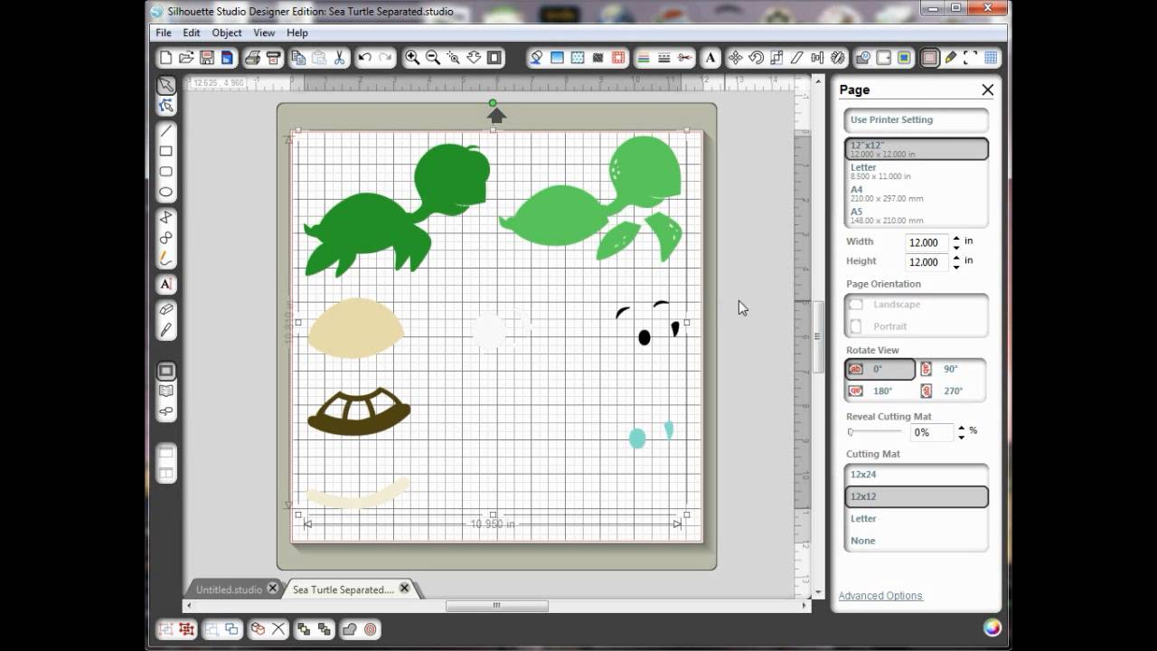 Download Using SVG Files in Silhouette Studio - YouTube