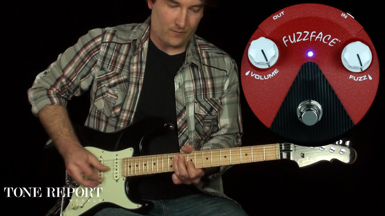 Dunlop Band Of Gypsys Fuzz Face Mini Youtube Jimmy Hendrix Guitar Effect Schematic Diagram