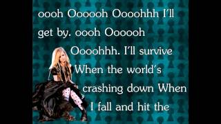 Avril Lavigne - Alice [Lyrics/Letra]