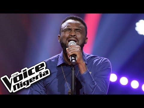 "Blessed Eke sings ""Folashade"" / Blind Auditions / The Voice Nigeria Season 2"