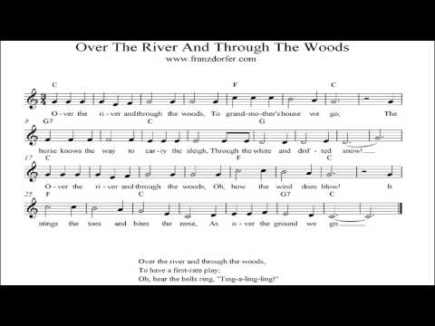 Over The River And Through The Woods - instrumental