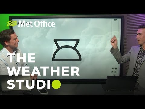 California fires, floods in Jordan and will it snow next week? The Weather Studio
