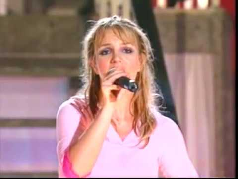 Britney Spears - Born To Make You Happy (live Disney Special)