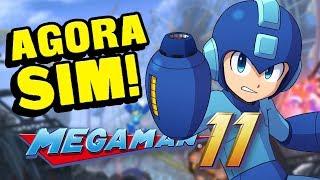 Mega Man 11 - A Volta de um Clássico