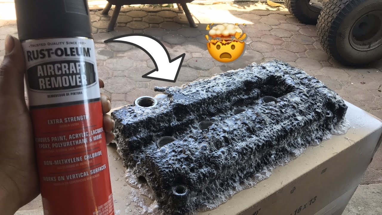 Download Painting the Valve Cover on the EG - B Series