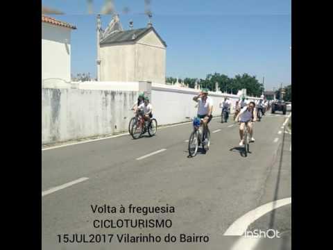20170715-Volta à freguesia Vilarinho do Bairro - CICLOTURISMO