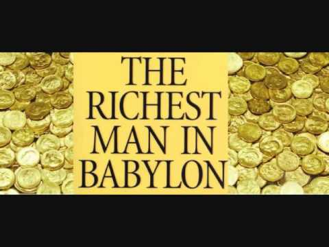 The Richest Man In Babylon : Chapter X- The Luckiest Man in Babylon