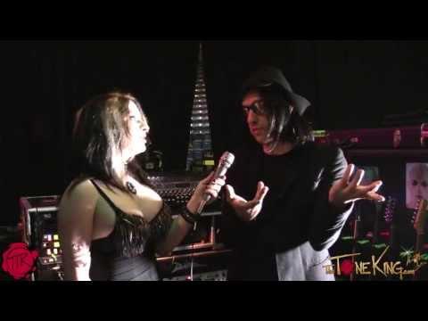 Twiggy Ramirez Interview : Guitarist Marilyn Manson (Jeordie White) : BC Rich Guitars