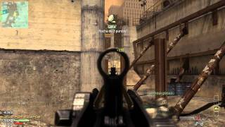 Call of Duty: Modern Warfare 3 Multiplayer Gameplay [PC] Español - Nvidia GTX560 SC (HD)