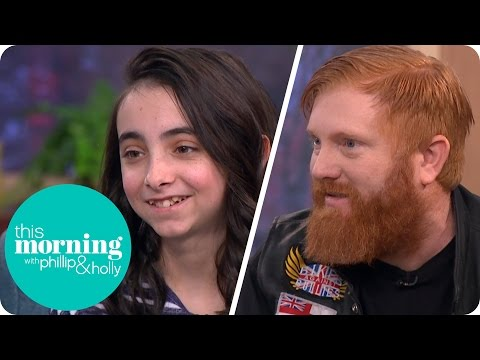 Meet the Bikers Riding to the Rescue of Bullied Children | This Morning