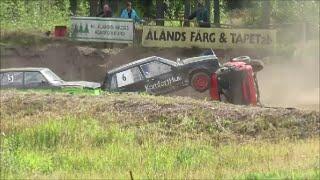 ÅLAND Folkrace Highlights 23.08.2014