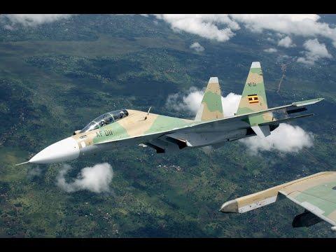 ugandan air force ll Uganda People's Defence Force ll ...