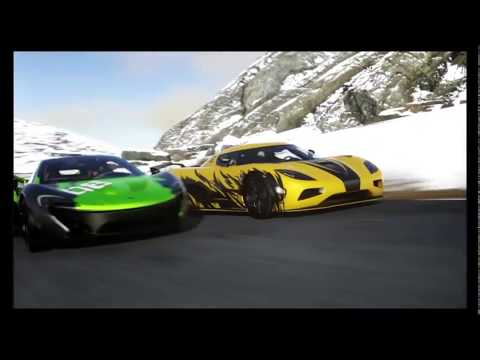 INSTALLING DRIVECLUB WITH FIRST GAMEPLAY PS4