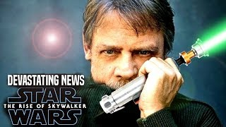 The Rise Of Skywalker Devastating News Revealed & More! (Star Wars Episode 9)
