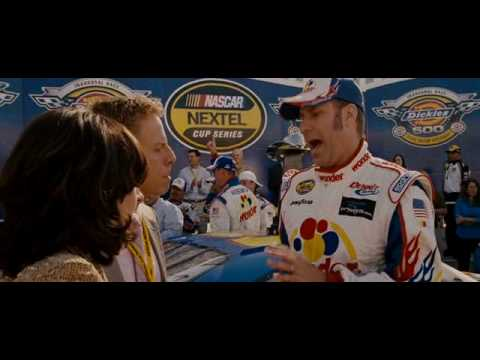 Talladega Nights With All Due Respect