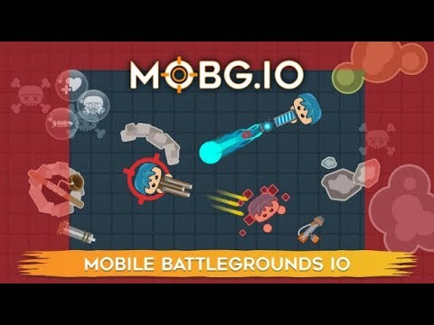 Mobg Io Survive Battle Royale Android Gameplay Full Hd By Clown