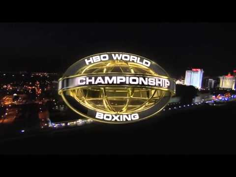 HBO World Championship Boxing Intro Theme 2009 - 2013