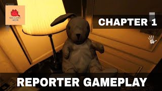 REPORTER ANDROID HORROR GAMEPLAY | CHAPTER #1